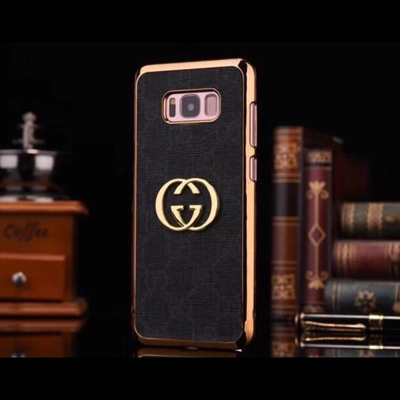 low priced 79d16 51754 Samsung galaxy s8 plus Gucci Case NWT